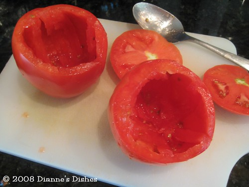Stuffed Tomatoes: Tomatoes Ready to Stuff