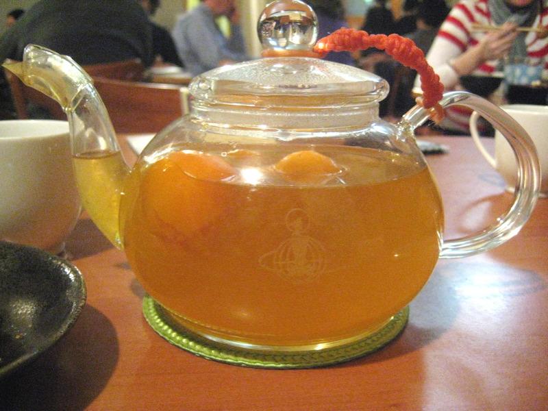 Fo Guang Yuan cumquat tea