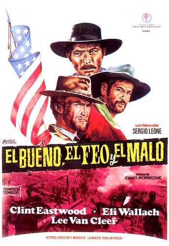 10a-El bueno el Feo y el Malo 2 -1966