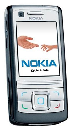 Nokia: Estás jodido