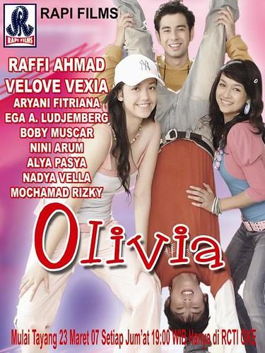 Olivia mengisahkan tentang Olivia, seorang gadis muda yang memiliki