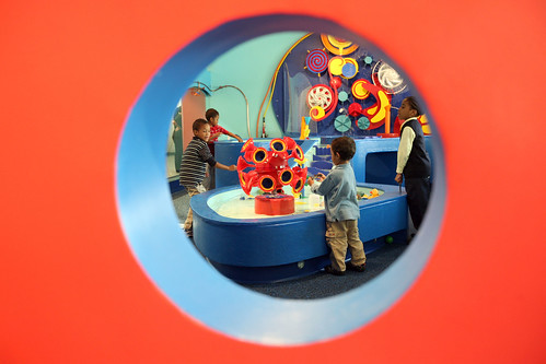 LEED certified Brooklyn Children's Museum