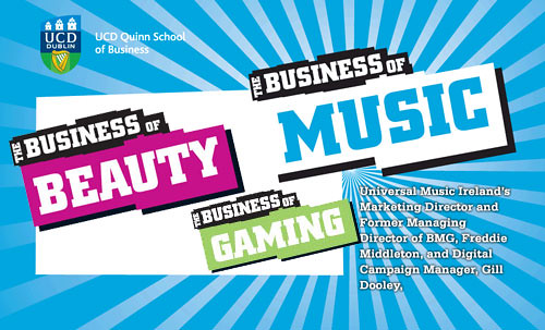 The Business of Beauty, Gaming and Music