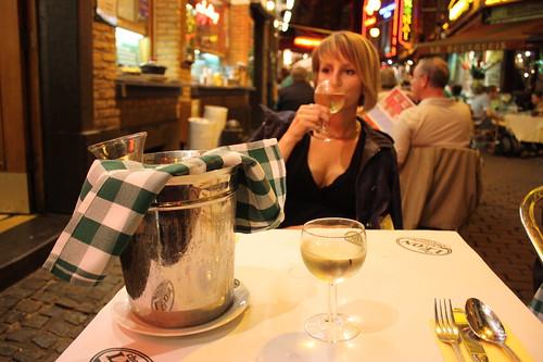 Chez Leon restaurant