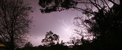 Lightning in Lawnton
