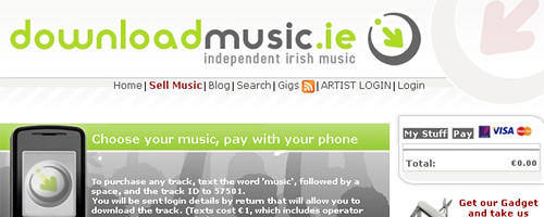 DownloadMusic.ie