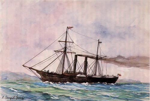 vapor Rey D. Jaime I
