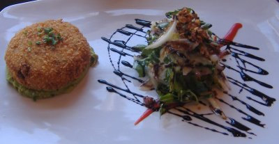 La Sirena Grill and Cantina - Crab Cakes