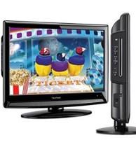 Фото 1 - Удобный монитор с DVD