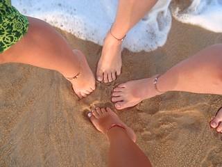 Férias para os pés