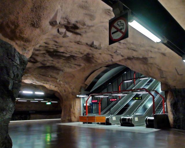 Sundbyberg Centrum station