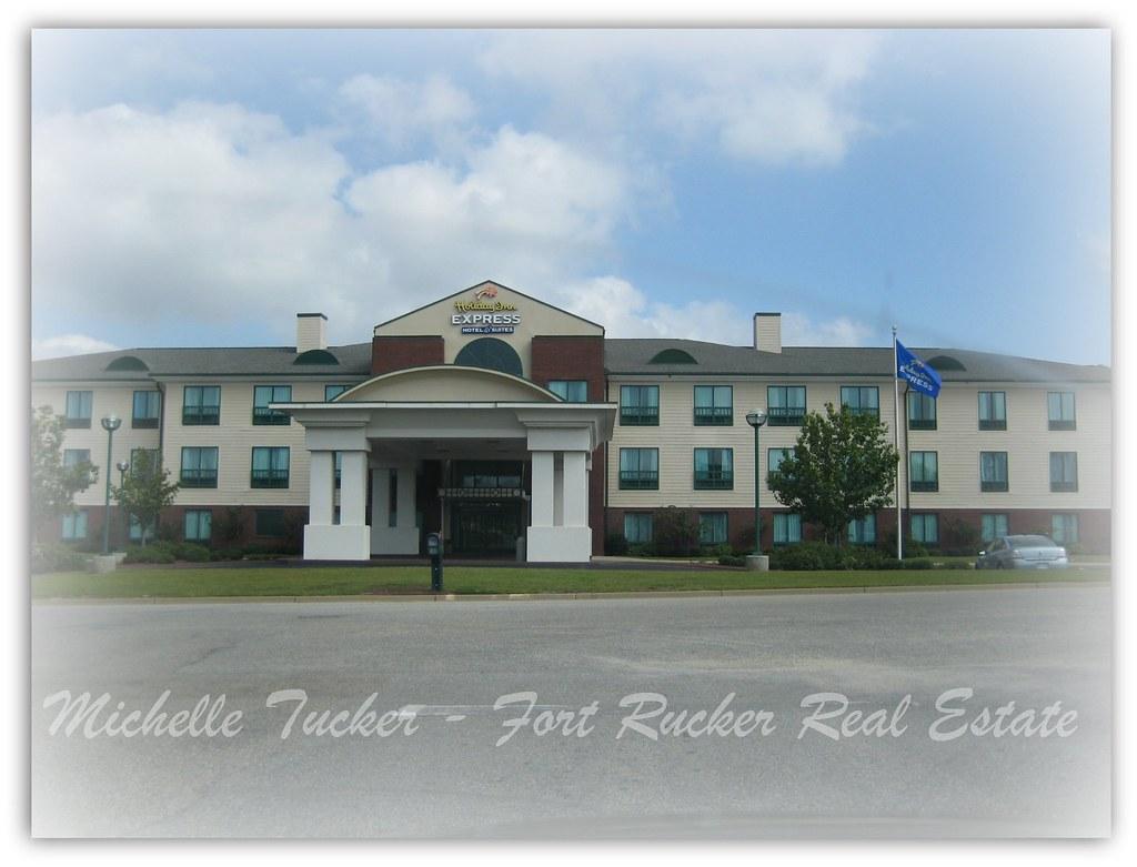 Holiday Inn FT Rucker