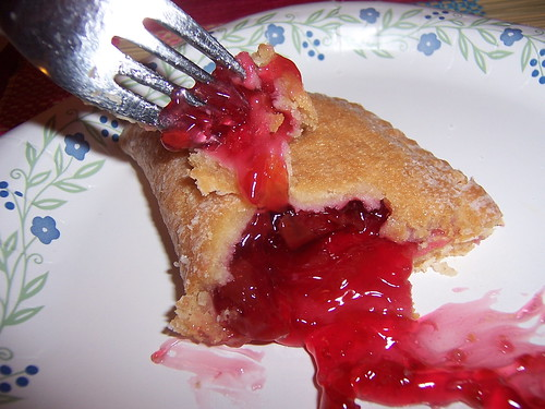 Cherry Fruit Pie