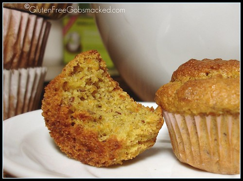 Gluten Free Mini Apple and Carrot Muffins