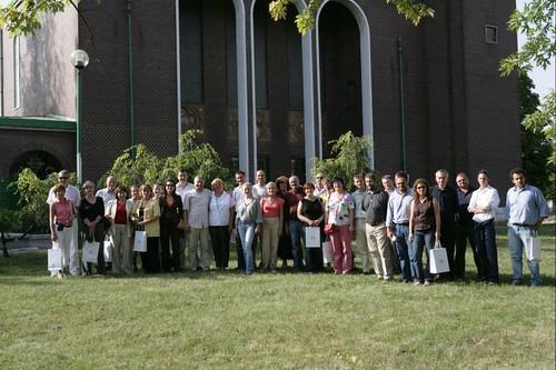 CEE Regional Meeting, Budapest -Sep. 2008
