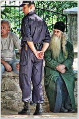 Boticario, Guardia Civil y Cura...en versin bulgara (Sigurd66) Tags: portrait europa europe retrato bulgaria bulgarie bulgarije bulgarien bulharsko anawesomeshot