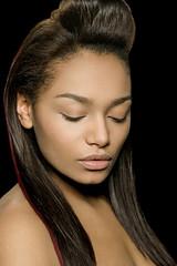 (masanias) Tags: black studio femme groupe maquillage modle coiffure beaut desses chanteuse intrieur mtisse