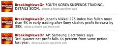 Asian Markets
