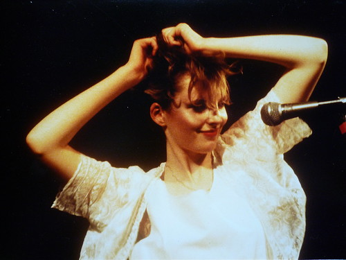 Clare Grogan altered images