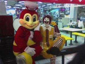 jollibee and mc donalds