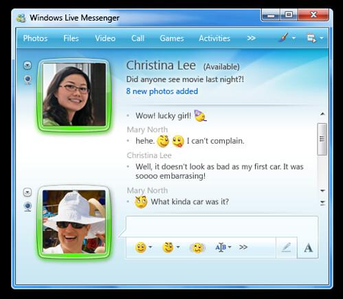 MSN do Windows 7