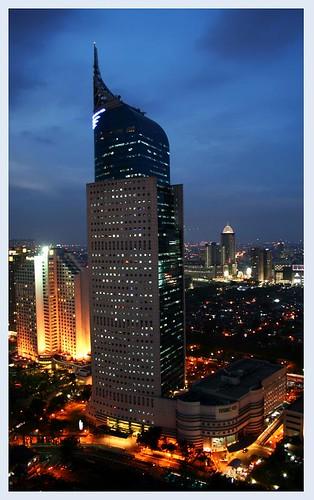 Gedung tinggi di indonesia