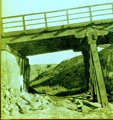 13 the pwerful quake damages bridges (quettabalochistan) Tags: earthquake eartquake quetta balochistan baaluchistan