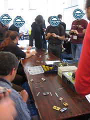 Lockpicking workshop @hack.lu