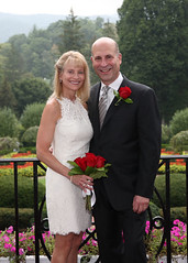 The Happy Couple Laurie & Doug Kesaris-Green