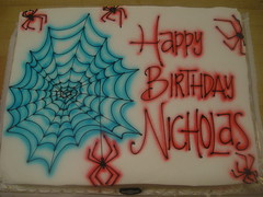 Nicholas Spiders