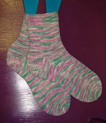 Samm's Sweet Socks