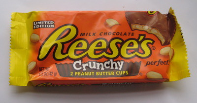 Reese's Crunchy Peanut Butter Cups - Limited Edition