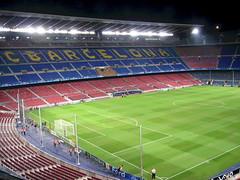 Barcelona Kamp nou