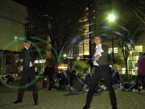 渋谷でコスモ