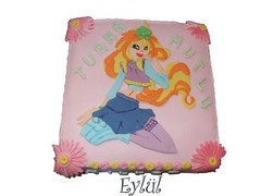 winx club...Bloom Pastası...