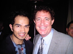 Diegodiego & Barry Williams (gatolocomusic) Tags: music famous entertainment spanish international worldwide latin actor celebrities popular diegodiego