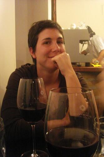 amy, wine