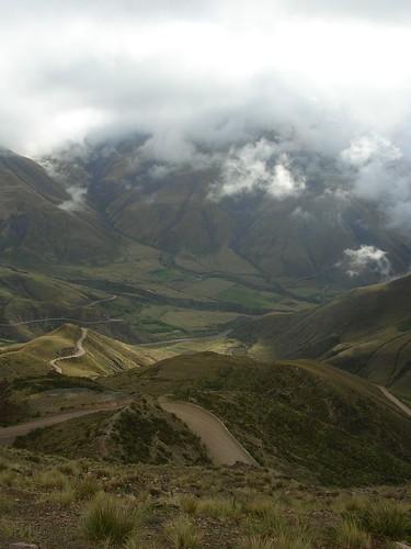 valle encantada