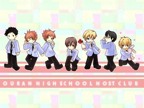 Galeria de avatares de Ouran Host Club 3070041633_5bf5fbc533