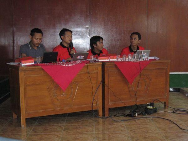 Seminar Komunitas Blogger Ngawi 2008