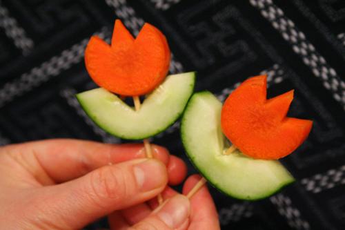 Овощи своими руками фото