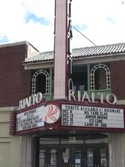 Rialto, East Congress Street, Tucson, Ariz. (Dan_DC) Tags: tucson arizona southernarizona pimacounty rialto theater cinema theatre marquee neon neonsign sign rialtotheater urbanexploration downtown congressstreet