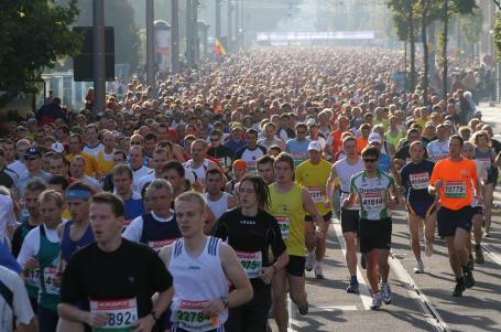 BĚH PRO MANAŽERY: Bez tréninkového plánu na maraton zapomeňte