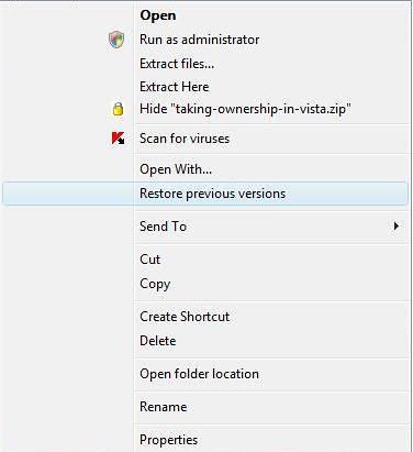 Comment résoudre le problème du grand menu contextuel dans Windows 7