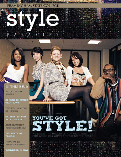 FSC STYLE Magazine (front cover)