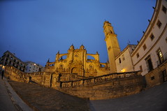 """First sighting of the Cathedral in Jerez • <a style=""""font-size:0.8em;"""" href=""""http://www.flickr.com/photos/71572571@N00/3083472587/"""" target=""""_blank"""">View on Flickr</a>"""