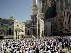 Hajj Season ('asyiqul^huur) Tags: muslim prayer mecca makkah hajj shalat jumat masjidilharam hajjseason