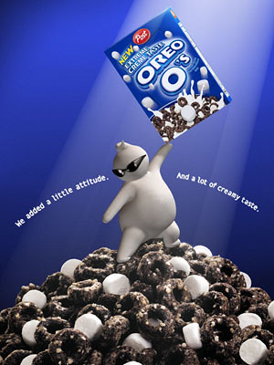 The unsung hero of cereal mascots, the Unnamed Oreo O's Man. He knew where it was at.