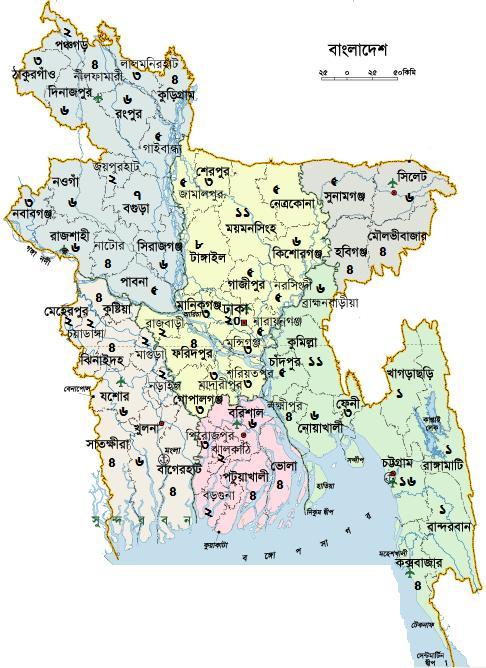 bangla map