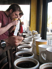 Cupping at Southside